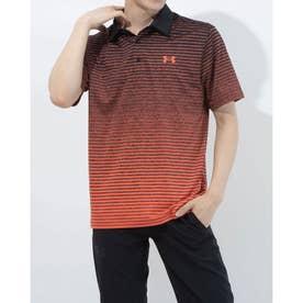 メンズ ゴルフ 半袖シャツ UA Playoff Polo 2.0 1327037 (ブラック)