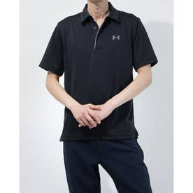 メンズ 半袖ポロシャツ UA Tech Polo 1290140 (ブラック)