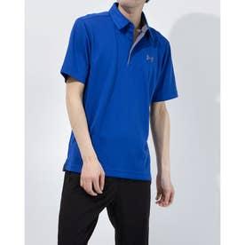 メンズ 半袖ポロシャツ UA Tech Polo 1290140 (ブルー)