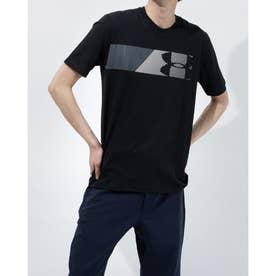 メンズ 半袖Tシャツ UA FAST LEFT CHEST 2.0 SS 1358572 (ブラック)