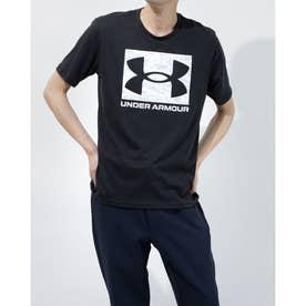 メンズ 半袖Tシャツ UA ABC CAMO BOXED LOGO SS 1361673 (ブラック)