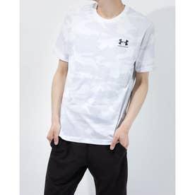 メンズ 半袖Tシャツ UA CC Printed Shirt 1364330 (ホワイト)