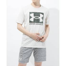 メンズ 半袖Tシャツ UA ABC CAMO BOXED LOGO SS 1361673 (ホワイト)