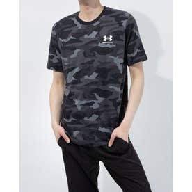 メンズ 半袖Tシャツ UA CC Printed Shirt 1364330 (ブラック)