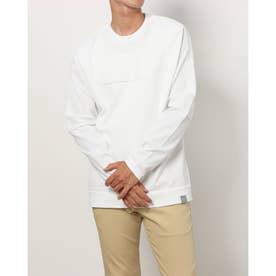 メンズ ゴルフ 長袖セーター UA IntelliKnit Sweater Crew 1369333 (ホワイト)