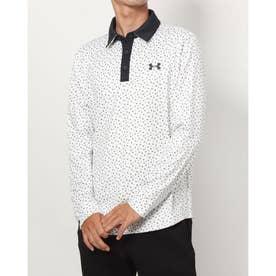 メンズ ゴルフ 長袖シャツ UA Playoff Long Sleeve Polo 1368804 (他)