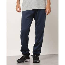 メンズ ゴルフ ロングパンツ UA Knit Taper Pant 1368809 (ネイビー)