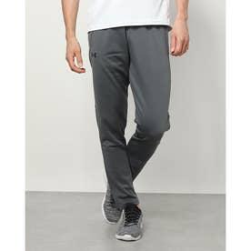 メンズ スウェットロングパンツ UA Armour Fleece Pants 1357121 (グレー)