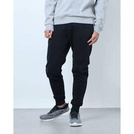 メンズ スウェットロングパンツ UA Rival Fleece Joggers 1357128 (ブラック)