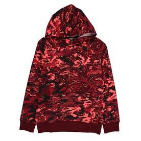 ジュニア キッズ 子供 スウェットフルジップ UA Rival Fleece ABC Camo Hoodie 1366305 (他)