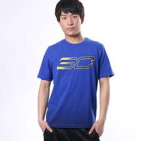 バスケットボール 半袖Tシャツ UA SC30 FADED LOGO TEE 1290570