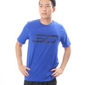 バスケットボール 半袖Tシャツ UA SC30 LOGO TEE 1298356