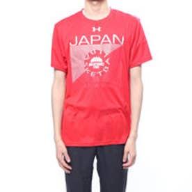 バスケットボール 半袖Tシャツ UA JAPAN BK Tee Square logo 1348175