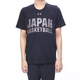 バスケットボール 半袖Tシャツ UA JAPAN BK CCT Tee Camo logo 1348177