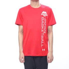 バスケットボール 半袖Tシャツ UA JAPAN BK Tee Vertical logo 1348176