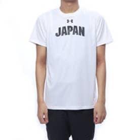 バスケットボール 半袖Tシャツ UA JAPAN BK Tee Primary 1348174