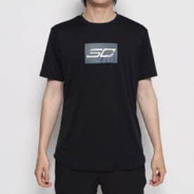 バスケットボール 半袖Tシャツ UA SC30 TECH OVERLAY SS 1346805