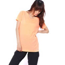 レディース フィットネス 半袖Tシャツ UA Threadborne Seamless Spacedye SS 1323479