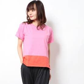 レディース 半袖Tシャツ UA Charged Cotton SS 1355585