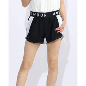 レディース ジャージハーフパンツ UA Play Up Stripe Shorts 3.0 1351978
