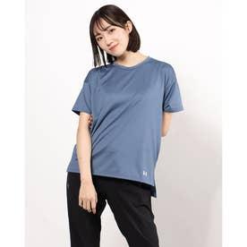 レディース 半袖機能Tシャツ UA Tech Vent Tee 1364941 (ブルー)