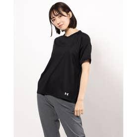 レディース 半袖機能Tシャツ UA Tech Vent Tee 1364941 (ブラック)