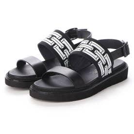 Pop Sandal Lo (BLACK)
