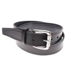 35MMネンビキ1枚革ベルト (ブラック)