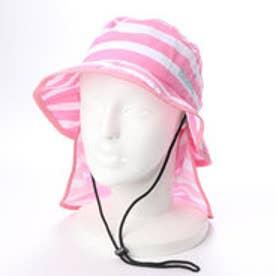 マリン 帽子 BENETTON太ピッチボーダーマリンハット 129581