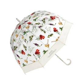 WPC FLOWER UMBRELLA PLASTIC (オフホワイト)