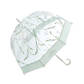 WPC FLOWER UMBRELLA PLASTIC (グリーン系)
