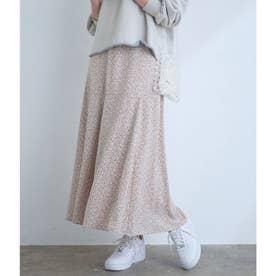 切替マーメイドスカート (ホワイト系(11))