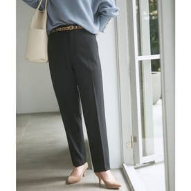 【HOT BEAUTY STRETCH】あたたか極伸びスティックパンツ【洗濯機可】 (ブラック)