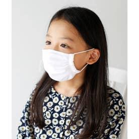 【子供用 キッズ】今だけ、もう1枚プレゼント《マスクケース付き》繰り返し使えるマスク 日本製洗える フィルターポケット【返品不可商品】
