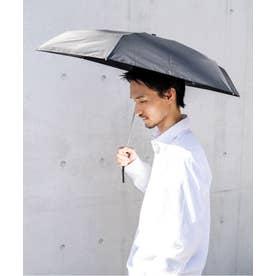 【UV遮蔽率100%・遮光率100%】世界最小級 5段ミニマイクロ傘 《晴雨兼用日傘》UVカット 日傘男子 紫外線対策 マスク日焼け(BLACK)