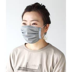 【ハンドメイド】繰り返し使えるマスク 日本製洗えるク―ルマックス(COOLMAX) 二重 吸水速乾 ノーズワイヤー フィルターポケット付【返品不可商品】