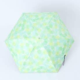 晴雨兼用5段ミニ折りたたみ傘 (DGREEN)