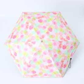 晴雨兼用5段ミニ折りたたみ傘 (DPINK)