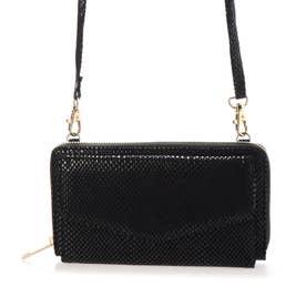 お財布ポシェット (ブラック)