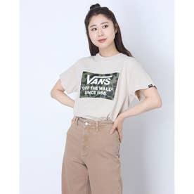 VANS/バンズ Tシャツ 121H1010400 (ベージュ)