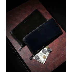アドバン ラウンドファスナー財布 (NVY)