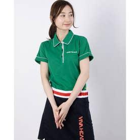 DTYカノコ 半袖シャツ (グリーン)