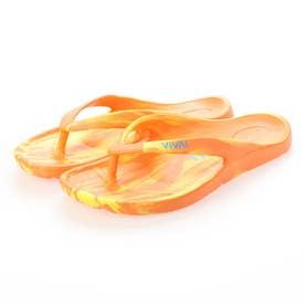 FLIP FLOP ビーチサンダル (オレンジ/イエロー)