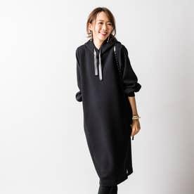 ロゼッタナーシングドレス (ブラック)
