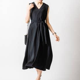 サシャ4wayナーシングドレス (ブラック)