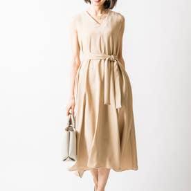 サシャ4wayナーシングドレス (ベージュ)