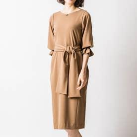 アイシャナーシングドレス (ベージュ)