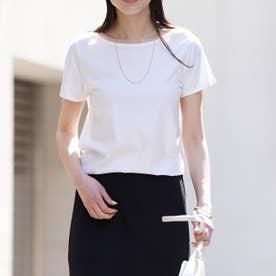 オリビアTシャツ (ホワイト)