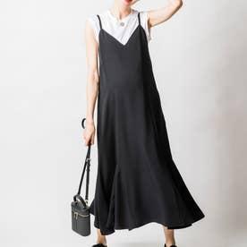 エスタナーシングドレス (ブラック)