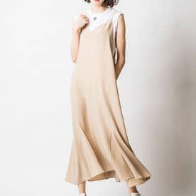 エスタナーシングドレス (シルクベージュ)